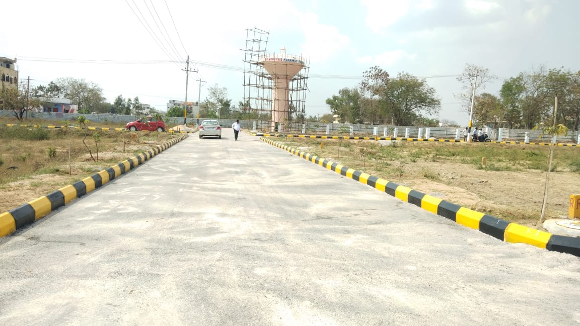 Residential Open Plot For Sale In  Balnagar Hyderabad