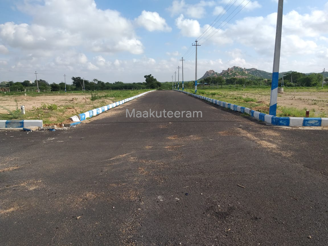 RESIDENTIAL OPEN LAND PLOTS AT VITAIPALLY, AMANGAL MUNICIPALITY