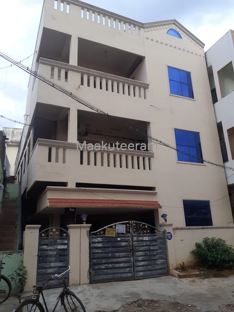 2BHK Independent  House For Sale in Sreenagar colony, Vijayawada