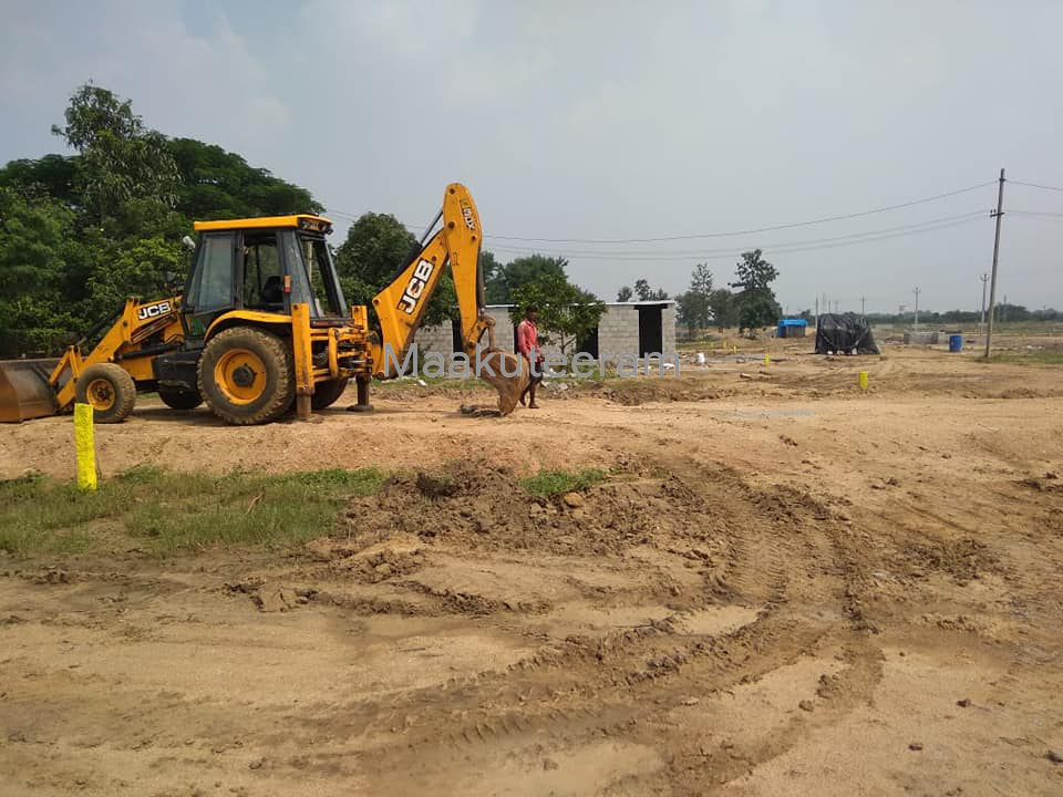 Residential Open Plot for sale in Shadnagar Hyderabad