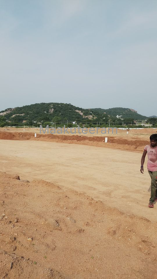 Residential Open Plot for sale in  Timmapur Hyderabad