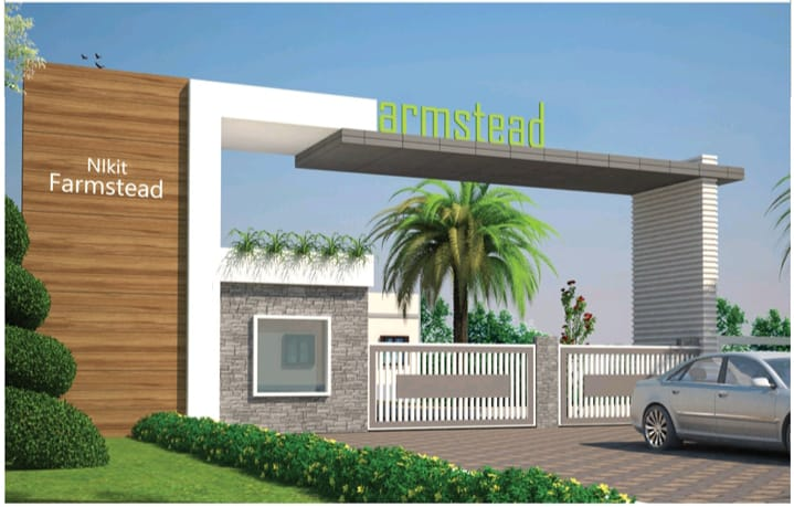 G+1 Residential Villa For sale in  Shamirpet Hyderabad