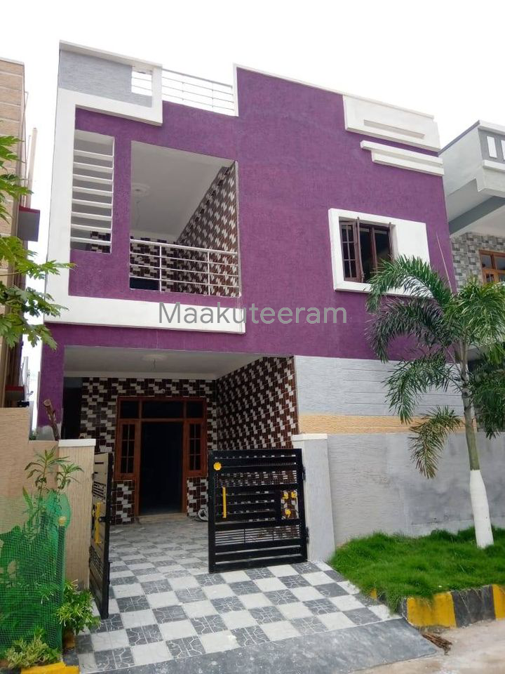 G+1 Residential independent House For Sale In  ECIL Hyderabad.