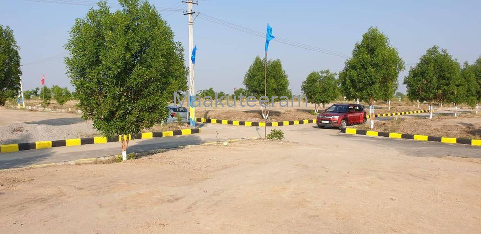 Residential Open Plot for sale in Shamshabad  Hyderabad