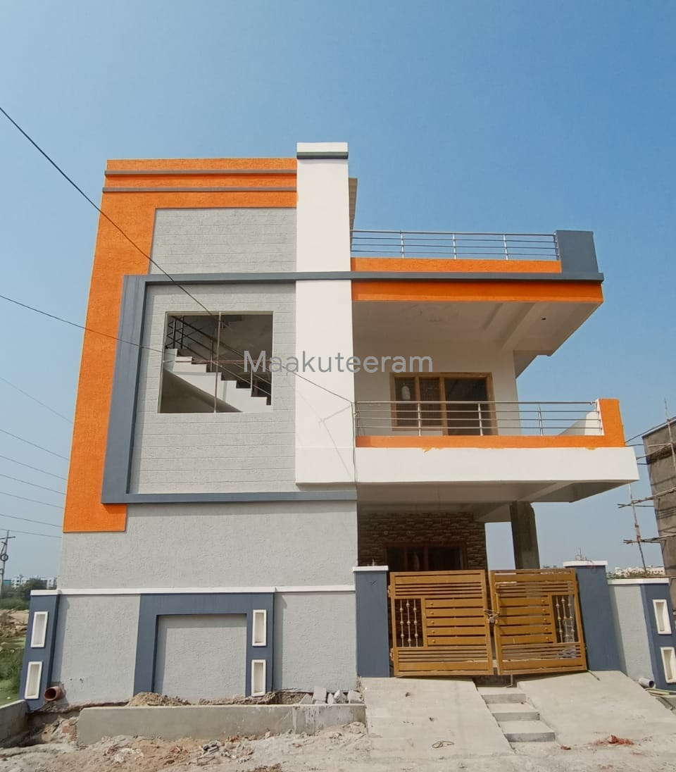 G+1 Residential independent House For Sale In Beeramguda Hyderabad.