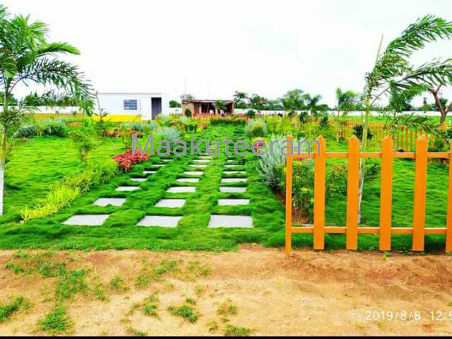 Residential Open plot For Sale in Nandigama Hyderabad.