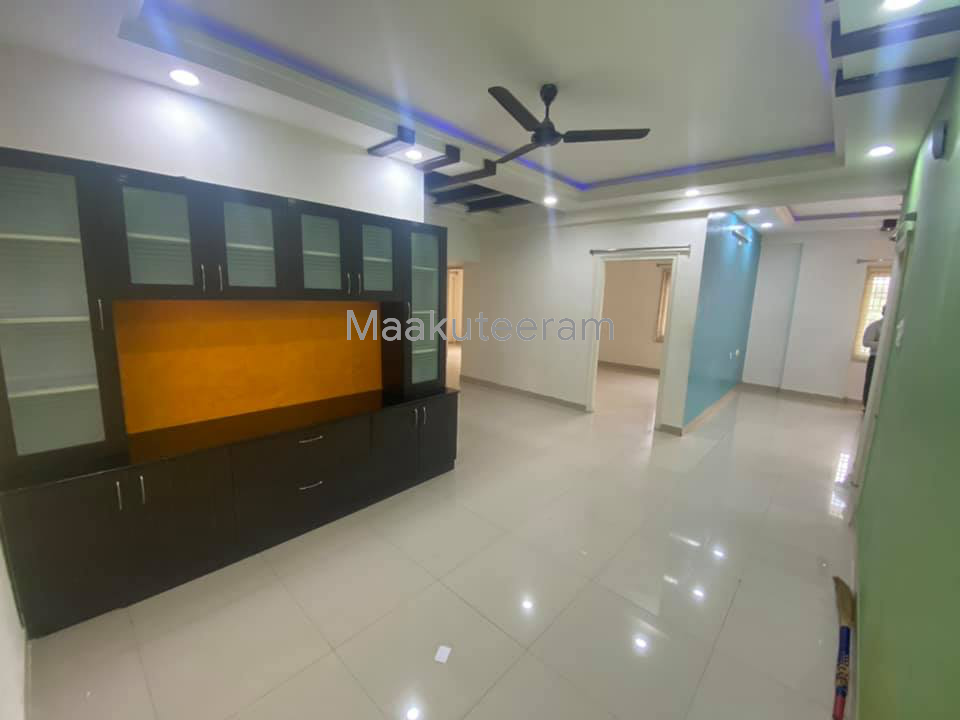 3BHK Residential Apartment Flat For Rent  In Gopanapalli  Hyderabad.