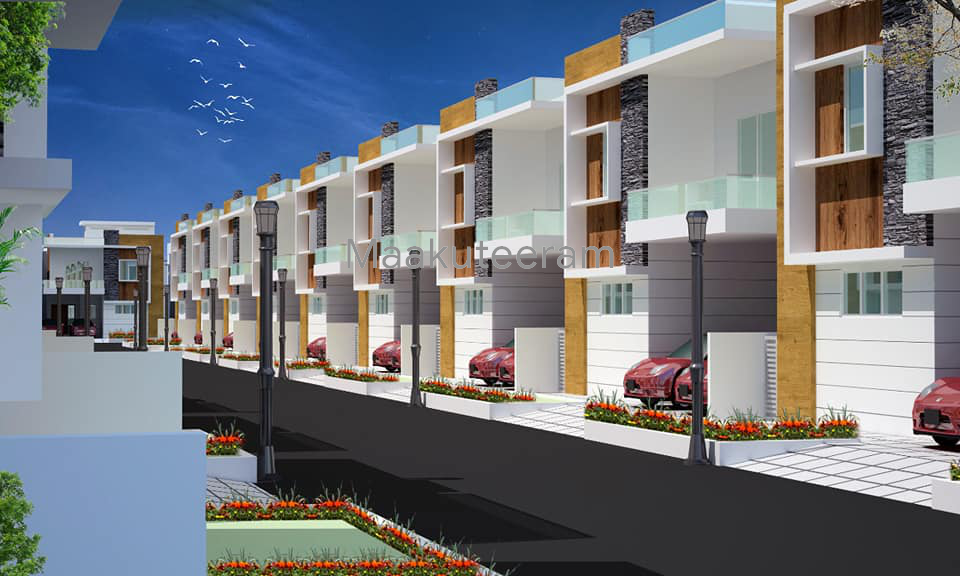 Residential Villa For sale in  kompally Hyderabad
